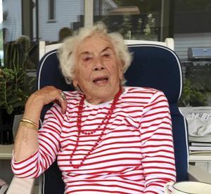 Ruth Sjökvist.