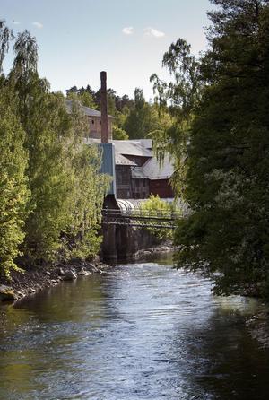 Järnbruket vid Iggesundsån