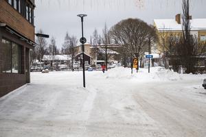 Rådhusgatan i sin nedre del blev efter Postplanens tillkomst Bokhandlargränd. Och längre upp efter gatan byggdes Koppargården, som helt kom att stänga av Rådhusgatan och förkorta den rejält.