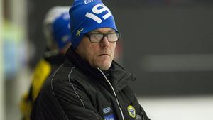 Ola Grönberg, tränare i Broberg.