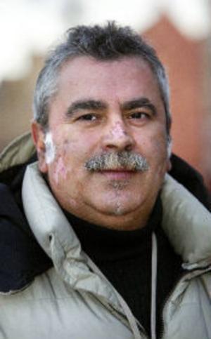 José Turiel, 52 år, möbelsnickare och katolik, Bredsand– Den mannen borde sättas i fängelse. Man får inte säga så.