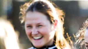 BK30:s lagkapten Nicole Modin hyllades av tränaren trots den tunga förlusten.