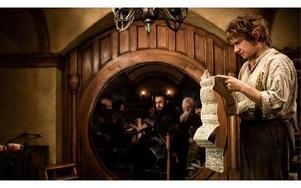 Martin Freeman som Bilbo i filmen Hobbit, en oväntad resa.foto: james fisher/warner bros./ap/scanpix