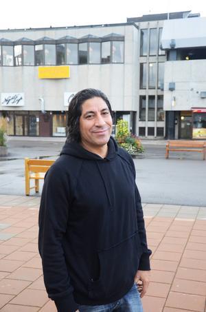 Cielo/Nightlife vid Brotorget är en av Mustafa Chehades satsningar i centrala Bollnäs.