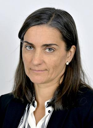 Teresa Silva, kriminolog på Mittuniversitetet.