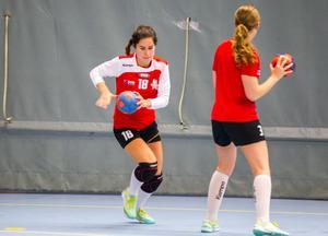 Lindén flyttade tillbaka till VI för att få spela den handboll hon vill spela.