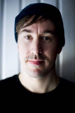 Johan Arveli arbetar åt Sensus och var studiotekniker under inspelningen i tisdags