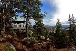 Det är klassiskt att besöka Multråberget för en sommarutflykt. Foto: Magdalena Prevéus.