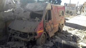 Tragedin i Syrien fortsätter.