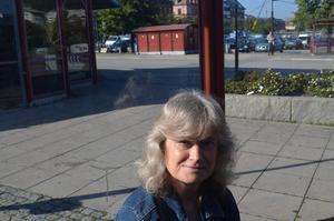 Sally Hessling, 84 år, Söråker   – Ja, så blir det.