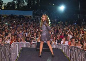 Laxfestivalen 2014, Charlotte Perelle