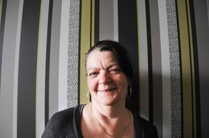 Marie Lundquist, 50 år, Havsnäs.   Ansvar: Knallemarknaden.   Dundermarknaden för mig: