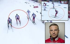 Niklas Dyrhaug tycker att juryn i Tour de Ski har gjort bort sig gällande bedömningen om tjuvskejt i den klassiska sprinten.