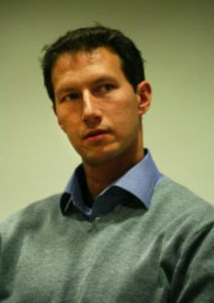 Thomas Emanuelz, driver Ica Esplanad i Sundsvall.