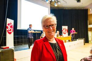 –Just nu känns det jättespännande, men jag känner också vilka förväntningar som ställs från medlemmarna, säger Åsa Lindestam, som valdes på Socialdemokraternas årskongress som hölls i Hudiksvall på lördagen.