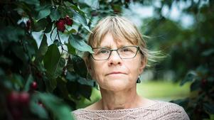 Fler resurser till vården. Barnmorskan Ami Sundén är en av dem som är med och organiserar manifestationen i Örebro den 4 september.