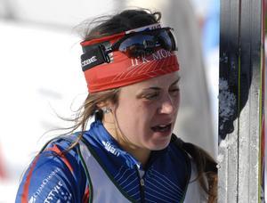 IFK Moras Anna Haag har varit förkyld och i Bruksvallarna vill hon hitta den rätta känslan i kroppen.