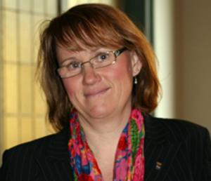Helena Ribacke , fastighetsdirektör på Region Gävleborg