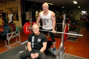 Borlänge Atletklubbs lf B engtsson har betytt mycket för Calle Redhes träning och satsning på bänkpress.