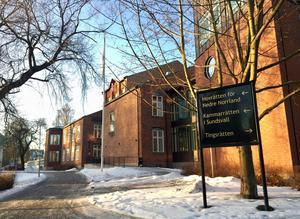 Hovrätten i Sundsvall.