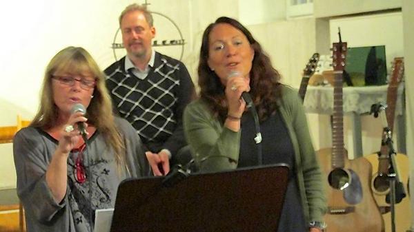 Lena Jonsson, Tord Wagenius och Mia Carlund.