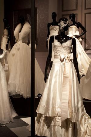 Utställningen med Lars Wallins klänningar blev en lyckträff för Waldemarsudde.