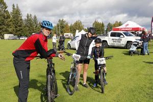 Vincent Westlund ska köra Bergslagsloppet första gången tillsammans med mamma Linda Karlsson. Pappa Andreas Westlund ska vara service-team längs med vägen.