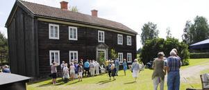 Ol-Matsgården har varit i hembygdsföreningens ägo i fyrtio år.