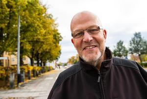 Anders Holmén bor i Hudiksvall men är född i och har jobbat i Ljusdal stora delar av sitt liv.