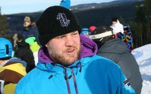 Tävlingsledaren Jacob Söderqvist var nöjd med dagen.