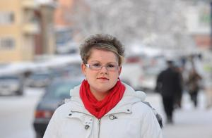Annie Roos, 14, driver ett eget hjälpprojekt.