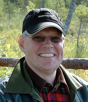 Lars Arkesjö, 52 år, älgparksägare, Ockelbo:– Gå ner i vikt. Tänka mer på min kropp och att hålla mig i form. Träning är en vara jag skulle behöva mer av.