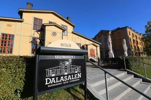 Dalasalen utsattes för ett inbrott tidigt på måndagsmorgonen. Arkivbild: Erik Jerdén.