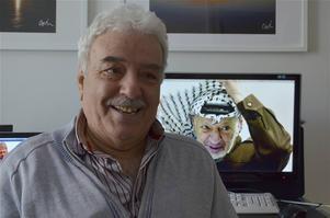 Han tror fortfarande på en stat där israeler och palestinier ska kunna leva sida vid sida.
