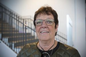 Inger Källgren Sawela (M), kommunalråd i Gävle.