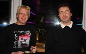 Wine & Beer. Mikael och Mikael