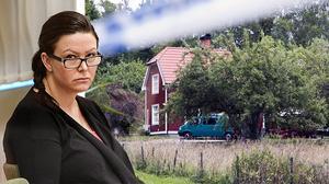 Johanna Möller grillades i tingsrätten den 13:e rättegångsdagen om sommarstugemorden.