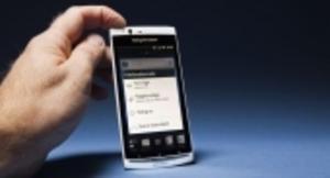 Sony Ericsson Arc S i test