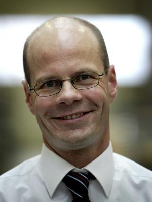 Erik Lundqvist chef för Robotdalen Västerås.