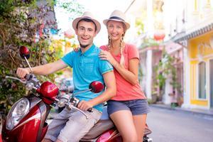 Full rulle vill actionturisten ha på ledigheten.   Foto: Shutterstock.com