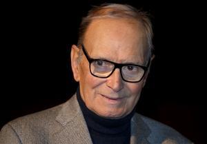 Ennio Morricone har skrivit hundratals musikstycken, till över femhundra filmer.