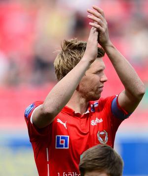 David Elm gör comeback i Kalmar efter avstängning.