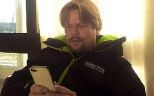 Johan Hartmeyer Liverhall, Borlänge– Kalle blir den mest kompetenta programledaren hittils. Kalle ÄR juv musik, haha! Foto: