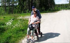 Gösta och Marianne har busat och stojat en hel del i sommar.