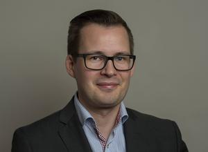 Mattias Bäckström Johansson (SD).