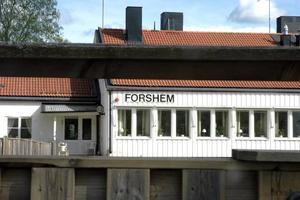 NYTT BOENDE PÅ GÅNG? Om politikerna beslutar att lägga ned äldreboendet Forshem utanför Tierp kan det i längden leda till ett särskilt boende för enbart dementa personer.
