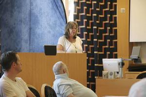 Annica Lindberg, verksamhetschef på elevhälsan.