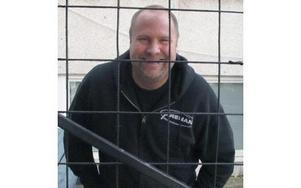 Jocke Wredelius på Arena tror på en öppen, drogfri miljö.FOTO: ERIK PETERSSON