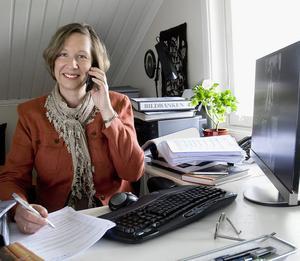 Ann-Charlotte Nilsson Eisfeldt är en av bokens författare, bosatt i Offerdal i Jämtland sedan flera decennier och bland annat verksam som grafisk formgivare. Hennes anhöriga hade inte berättat något om släktens bakgrund som resande, vilket ökade hennes vilja att veta mer om historiken.