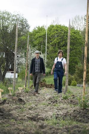 Isala ölgård skulle kunna bli en del av den ökade besöksnäringen i Dalarna.